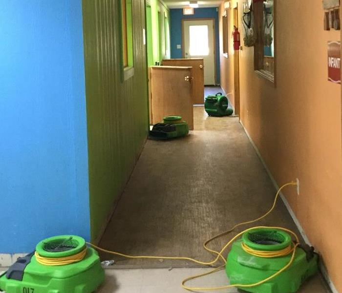 Water Loss at Local Daycare