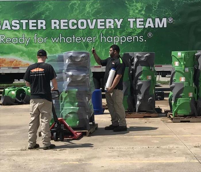Disaster Recovery in Beaumont, TX