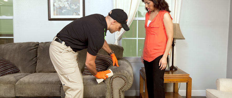 Orange, TX carpet upholstery cleaning