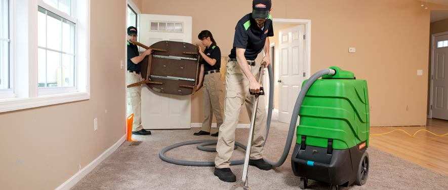 Orange, TX residential restoration cleaning